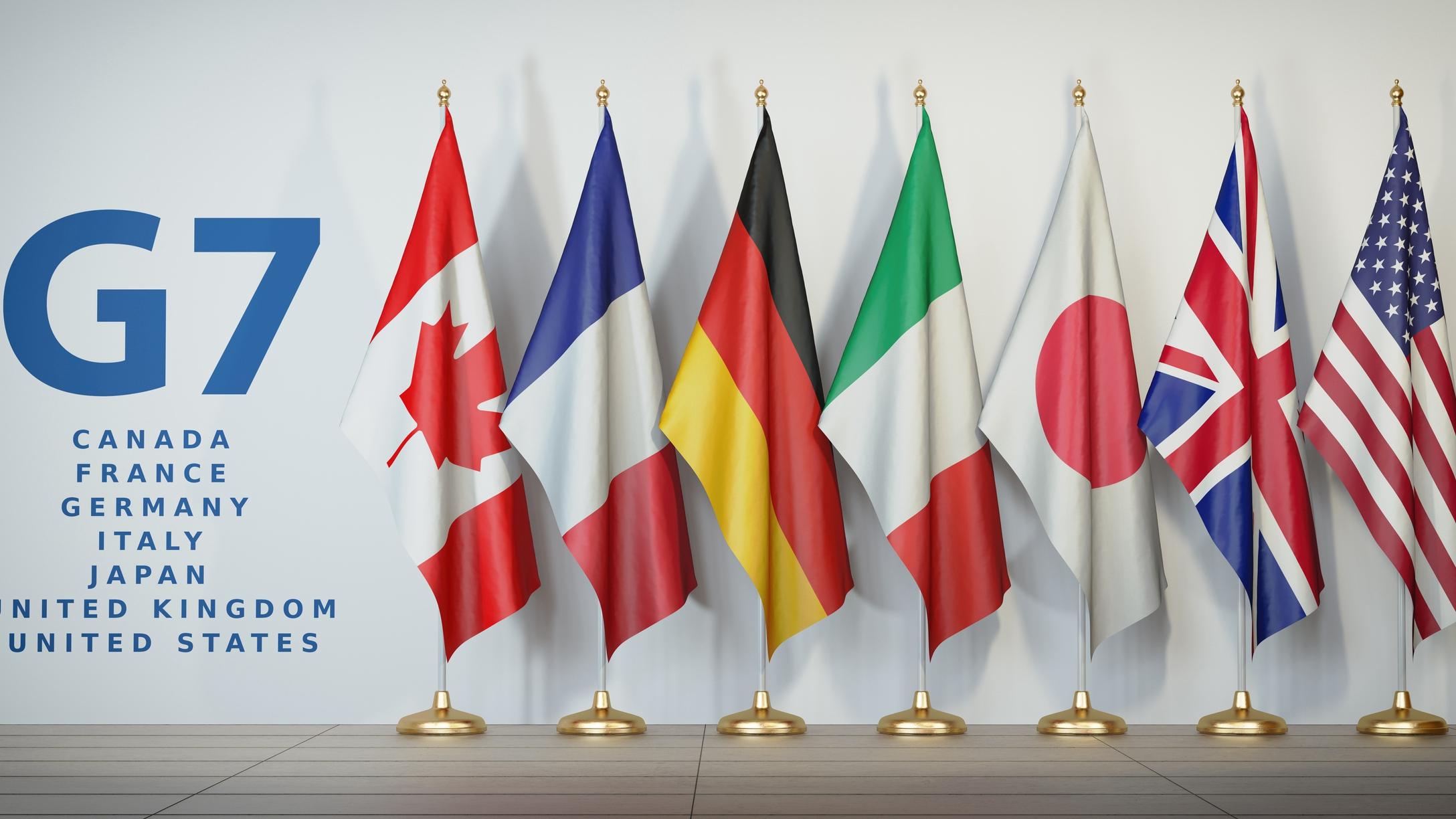 Economías del G7 caerán un 8,5 % anual si no bajan emisiones, avisa Oxfam    TRA Noticias